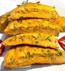 Telur Dadar Masakan Padang | Telor Dadar Khas Padang | Telur Dadar Padang Enak #MasakDiRumahAja