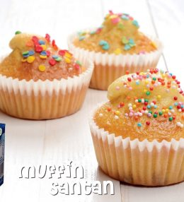 Muffin Santan Ayam Brand™