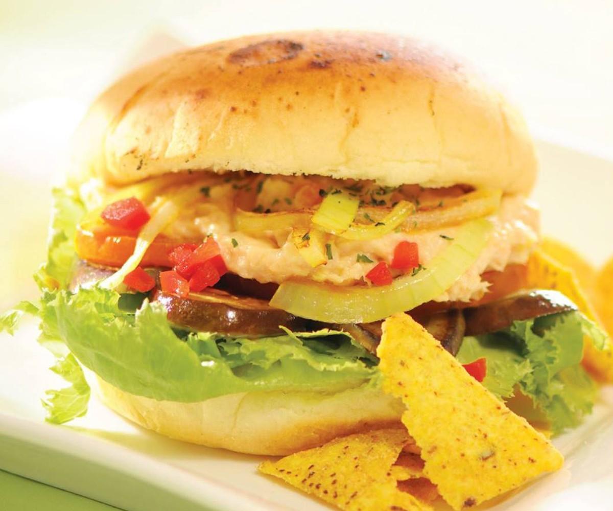 Burger Tuna