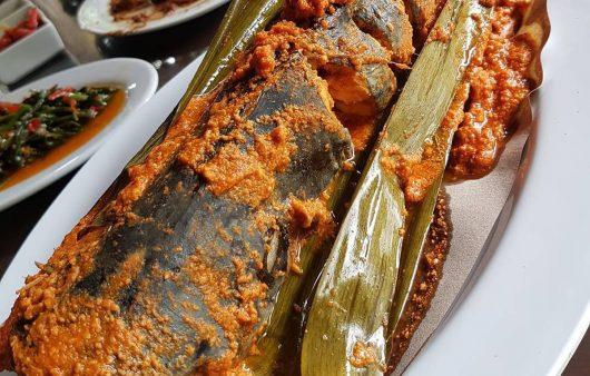 Ikan Patin Bakar Kalimantan