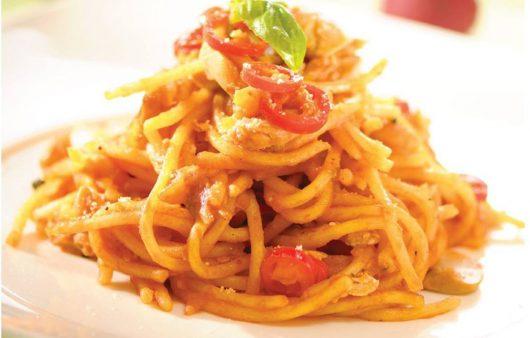 Spaghetti Tuna