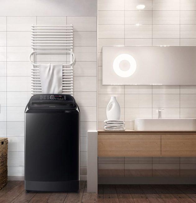 Samsung Washing Machine Top Load Inverter