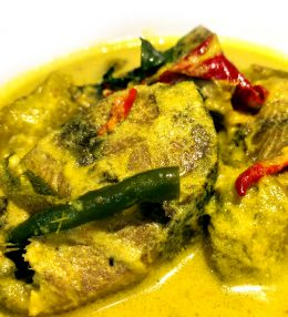 Gulai Ikan Kuah Kuning Padang | Gulai Kuning | Gulai Masin Ikan #GulaiKuningIkan
